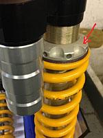 motorcycle suspension upgrade forks shocks