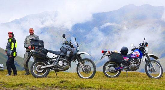adventure motorcycle suspension upgrades