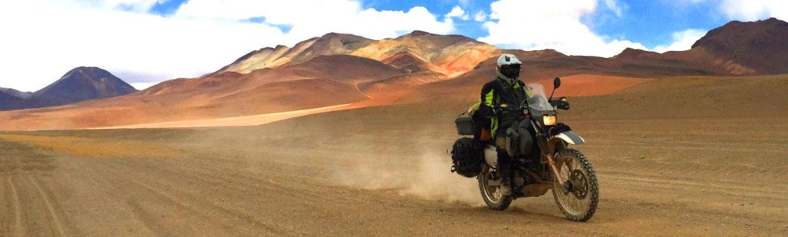 Adventure and Dual-Sport Bikes