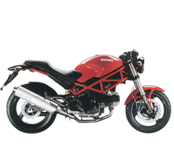 bike list fo... Ducati Monster List
