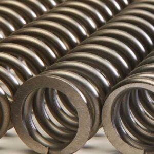 Fork springs motorcycle suspension upgrade