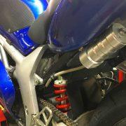 SV650 Pro-Series rear shock
