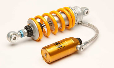 Ohlins KTM RC 390 Shock