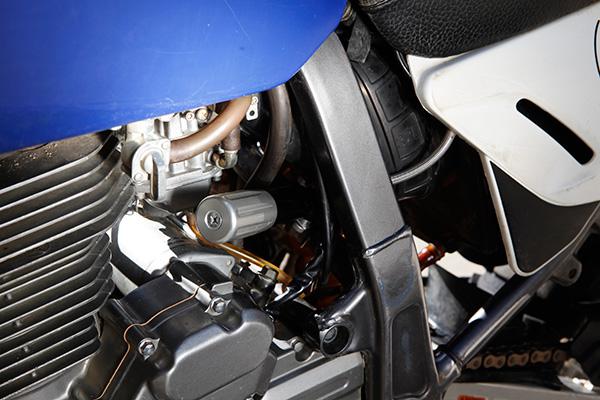 Suzuki Dr Rear Shock Upgrade