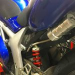 SV650 Pro-Series rear shock