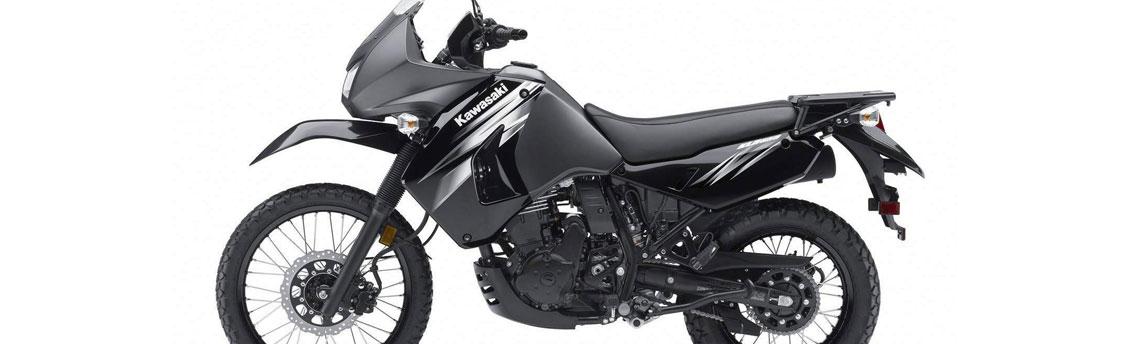 Kawasaki KLR 650 suspension upgrades