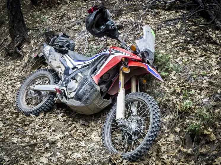 honda crf250l performance