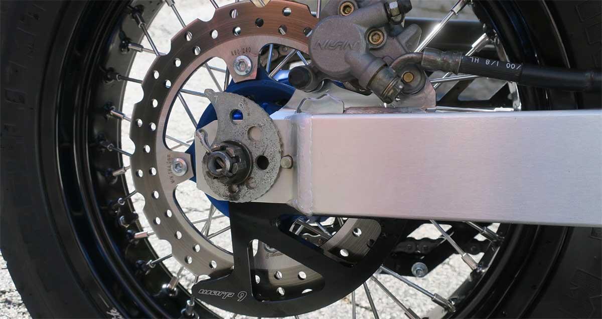 suzuki dr650 suspension rear wheel